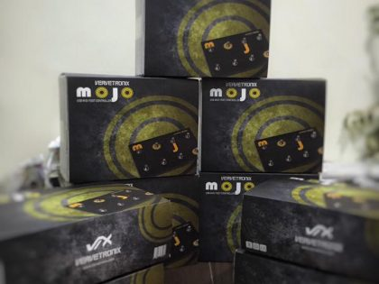 New packaging for VerveTronix MOJO